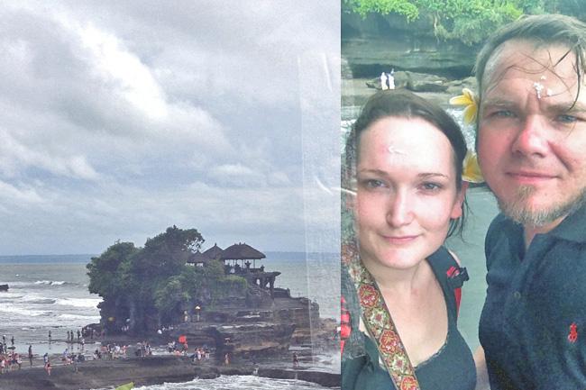 Bali Tanah Lot Temple Tempel Hindu