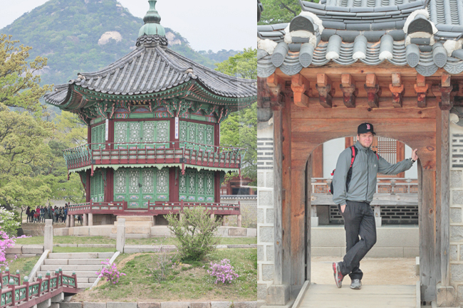 PmdD #15 Sightseeing in Seoul
